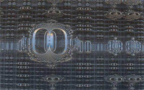 abstract quantum artwork